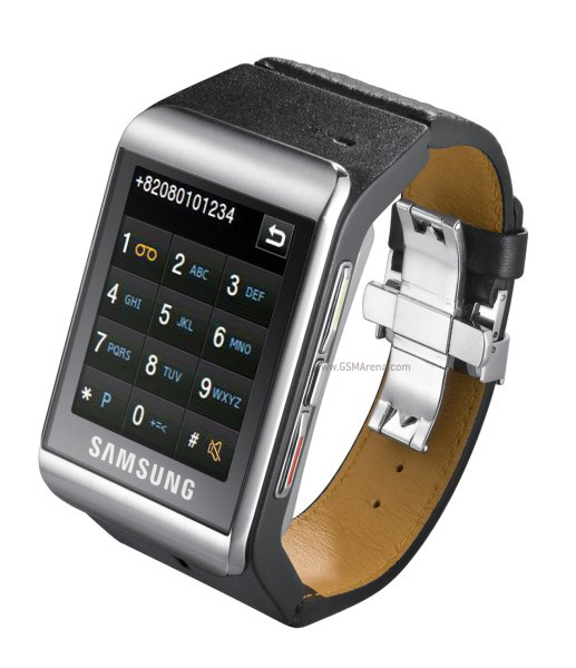 Samsung zur Apple Watch