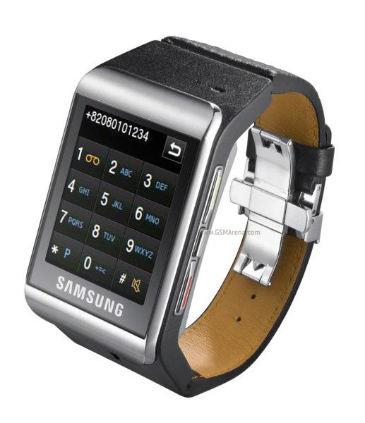 Samsung zur Apple Watch