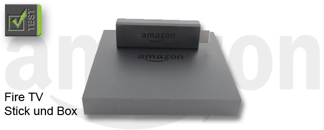 Amazon Fire TV Test