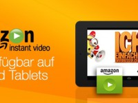 Amazon Prime Instant Video jetzt auch für Android Tablets