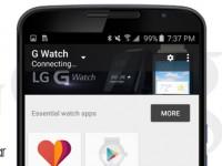 [Download] Android Wear App bekommt Material Design und mehr
