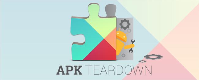 APK Teardown Google Play Store und Google Play Filme