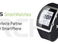 ARCHOS SmartWatch demnächst verfügbar