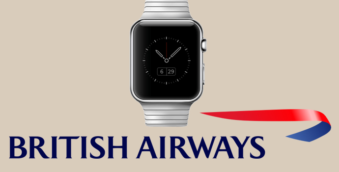 British Airways für Apple Watch