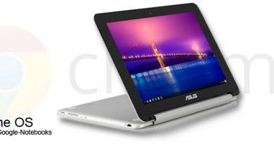 Neue Notebooks für Chrome OS