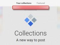 [Download] Collections für Google+ ist bei ersten Nutzern verfügbar