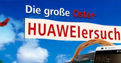 HUAWEI Oster-Gewinnspiel 2015