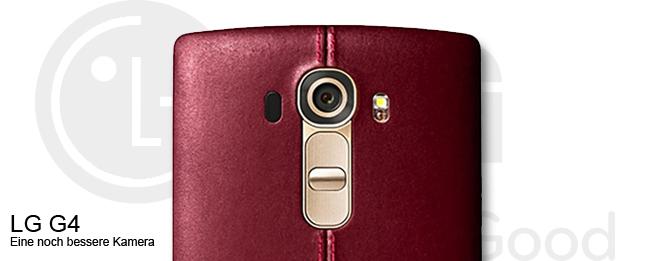 LG G4 Kamera-Teaser