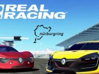 Real Racing 3 bekommt Nürburgring und den Renault DeZir