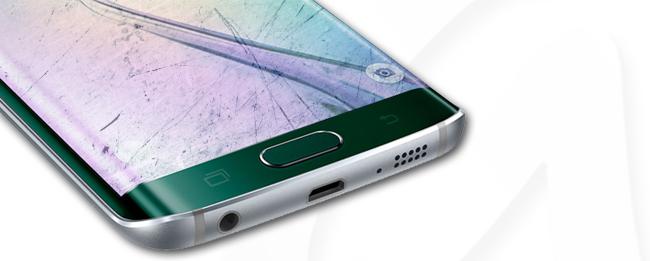 Samsung Galaxy S6 Robustheit
