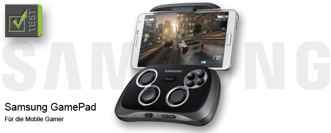 Samsung GamePad EI-GP20