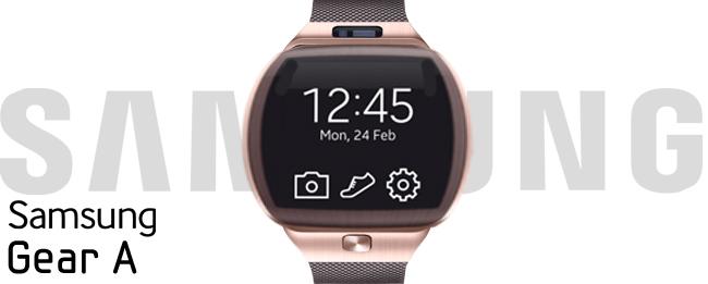 Samsung Gear A Teaser