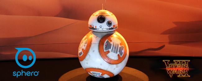 Star Wars BB-8 Droide von Sphero