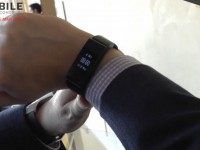[Video] HUAWEI Talkband B2 - First MWC 2015 HandsOn