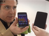 [Video] Alcatel Onetouch Watch & Idol 3 im MWC 2015 Interview