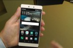 [Video] Huawei P8 unboxing & Hands-On live aus London