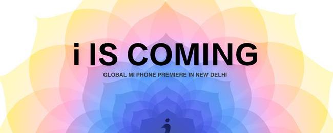 Xiaomi Mi 4i Teaser