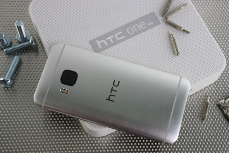 HTC One M9 Test