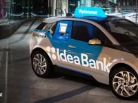 App-Gefahren: Ein BMW i3 als mobiler Geldautomat