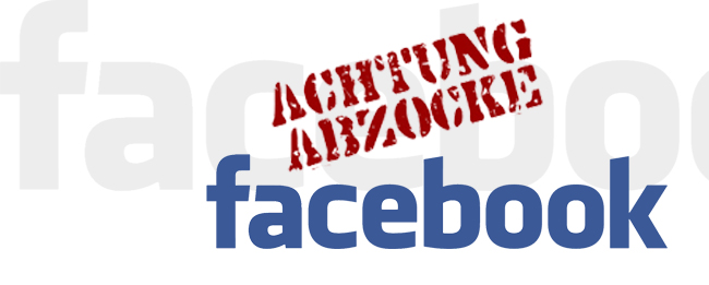 Facebook Abzocke mit gefälschten Profilen