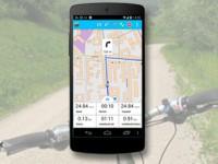 Wie plane ich meine Fahrradroute mit dem Android Smartphone