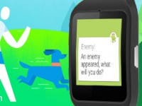 Games in Motion verbindet spielerisch Google Fit mit Android Wear