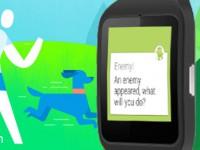Games in Motion verbindet spielerisch Google Fit mit Android Wear