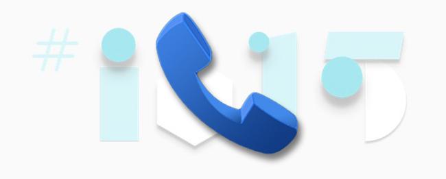 Google Dialer für Android for Work zur Google I/O 2015