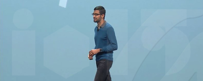Google I/O 2015 mit Android M