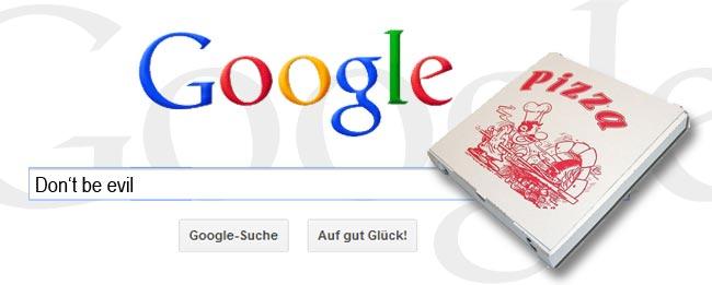 Google Lieferdienst