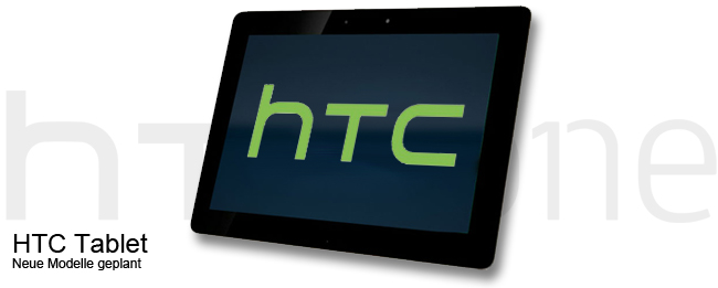 HTC H7 Low-Budget Android Tablet