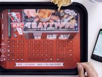KFC: Mit Bluetooth-Tastatur gegen fettige Displays