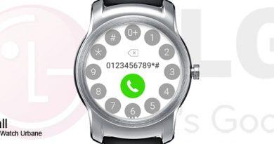 LG Call für LG Watch Urbane