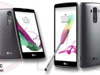 [Update] LG G4 Stylus und LG G4c offiziell vorgestellt