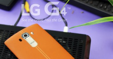 LG G4 Test