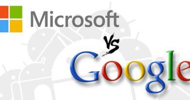 Microsoft stichelt gegen Google