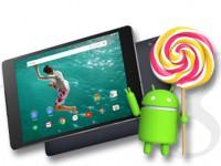 Nexus 9: Factory Image und OTA-Update mit Android 5.1.1