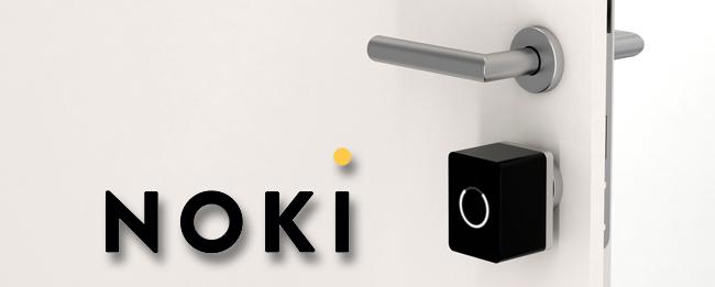 noki macht das smartphone zum haust rschl ssel. Black Bedroom Furniture Sets. Home Design Ideas