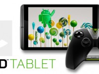 NVIDIA Shield Tablet: Update bringt Android 5.1 Lollipop