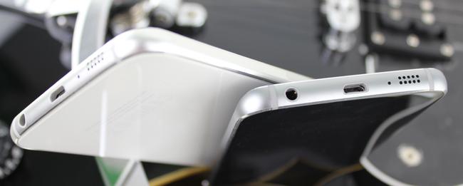 SwiftKey auf dem Samsung Galaxy S6 und Samsung Galaxy S6 edge