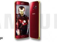 Iron Man Edition des Samsung Galaxy S6 edge bestätigt