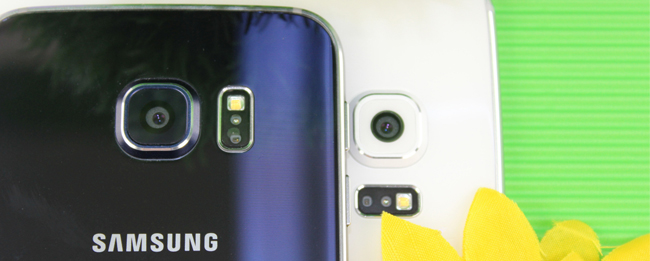 Samsung Galaxy S6 Kamera