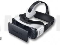 Samsung Gear VR für das Samsung Galaxy S6 verfügbar
