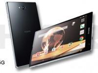 Sharp Aquos Pad SH-05G: Kleines Tablet mit Snapdragon 810