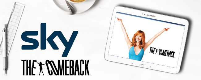 The Comeback für Sky Go Android