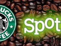 Kostenloser Starbucks-Kaffee für Spotify Premium-Kunden