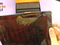 Amazon Kindle Fire HDX 8.9 Flash unboxing - Ein Video ohne Inhalt!