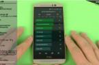 [Video] HTC One M9 AnTuTu Benchmarktest