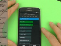 [Video] Samsung Galaxy S6 edge AnTuTu Benchmarktest