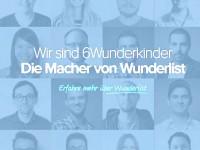 6Wunderkinder: Wer steckt eigentlich hinter dem Millionen-Startup?